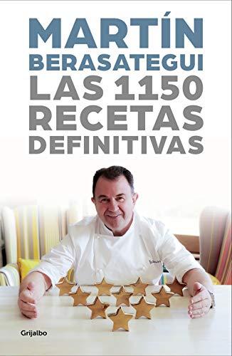 Las 1150 recetas definitivas por Martín Berasategui