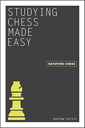 Download Studying Chess Made Easy pdf