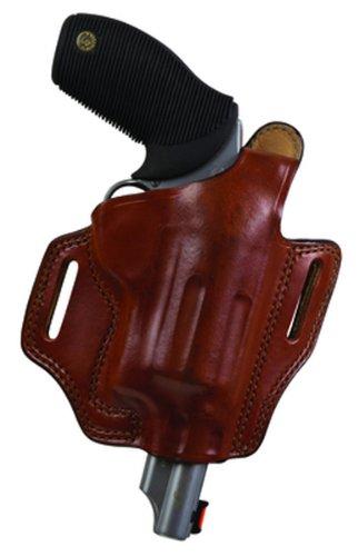 Bianchi 5 Black Widow Hip Holster - S&W 19 K 2-4-Inch (Tan, Right Hand) ()