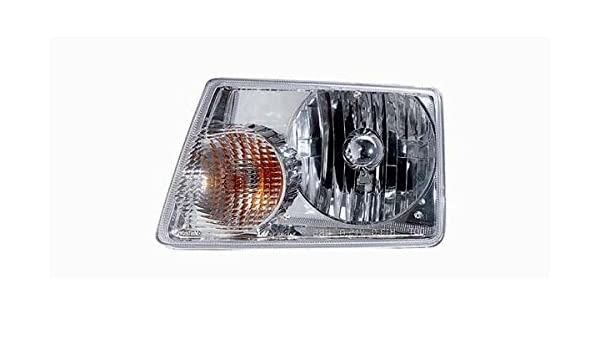 Driver Winnebago Adventurer 2014-2015 RV Motorhome Left Replacement Headlight Head Light Front Lamp