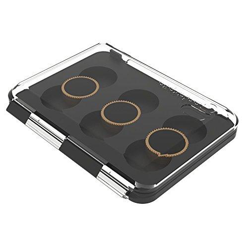 PolarPro Vivid selection form of filtration 3 Pack ND4 PL ND8 PL ND16 PL Cinema Series for DJI Mavic Air