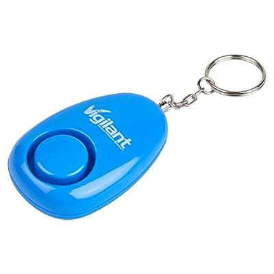 Vigilant PPS-7B 125dB Personal Alarm with Keychain