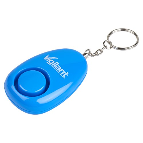 Vigilant PPS-7B 125dB Personal Alarm with Keychain For Sale
