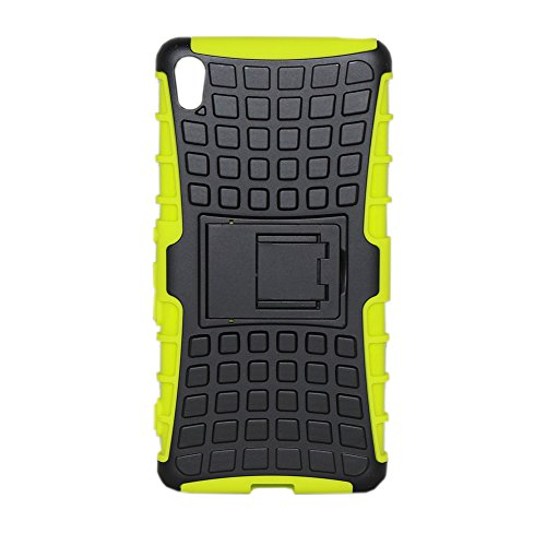 Armoured Shock-Proof Case For Sony Xperia L1 - Green