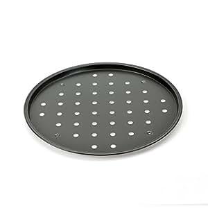 Amazon.com: Kaiser Delicious 647678 – Bandeja para pizza con ...