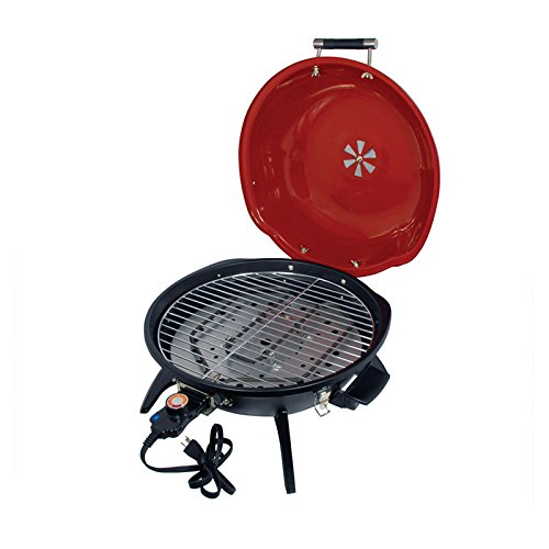 Better Chef Portable Electric Tabletop Outdoor Barbeque Grill Griddle by Better Chef