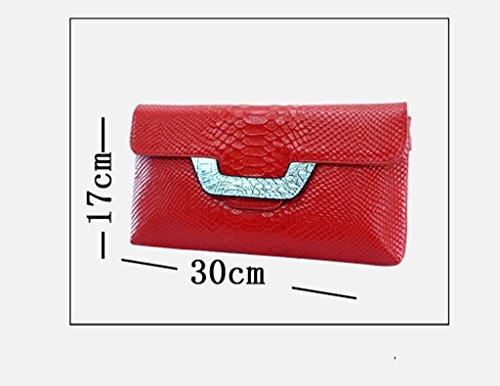 Home Monopoly Borsa a tracolla borsa a tracolla / diagonale a croce (rosso)