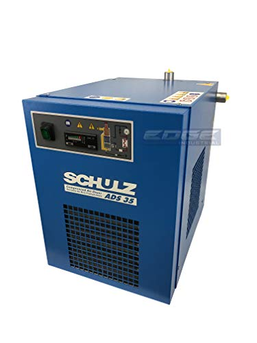 (Schulz REFRIGERATED AIR Dryer for AIR Compressor, Compressed AIR Systems, 35 CFM (Stand Alone Dryer ONLY))