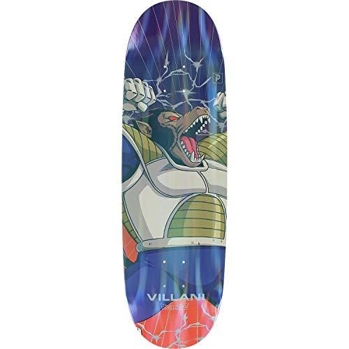 Primitive Skateboarding Franky Villani Dragon Ball Z Great Ape Skateboard Deck - 9.12
