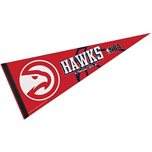 - WinCraft NBA Atlanta Hawks WCR13461915 Bulk Classic Pennant, 12
