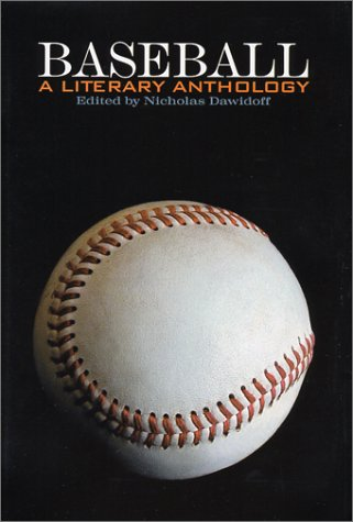 Baseball: A Literary Anthology