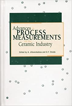 Book Advances in Process Measurements for the Ceramic Industry