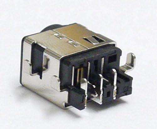 Computer Cables Laptop DC Jack Charging Port for Samsung RV511 RC510 RC511 RV415 RV515 RC512 RF710 RF511 NP-RF511 RV520 NP-RV520 NP-RC510 Cable Length: Buy 2 Piece