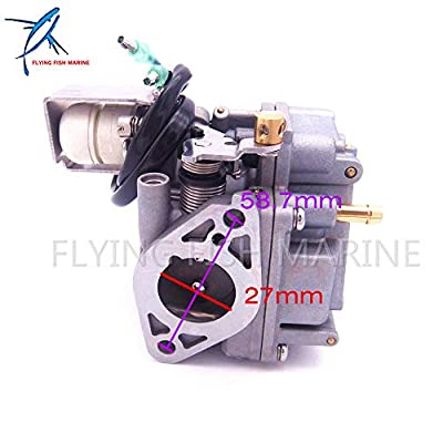 Boat Parts & Accessories Boat Motor Carburetor Assy F20-05080000 for Parsun Hdx 4-Stroke F20A F15A Outboard Engine from Yoton