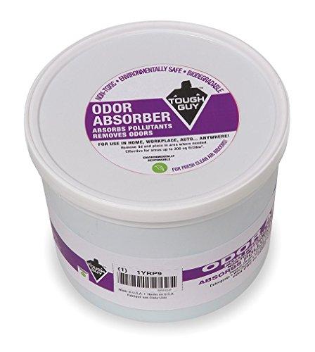 Odor Absorber Gel Sponge, PK12