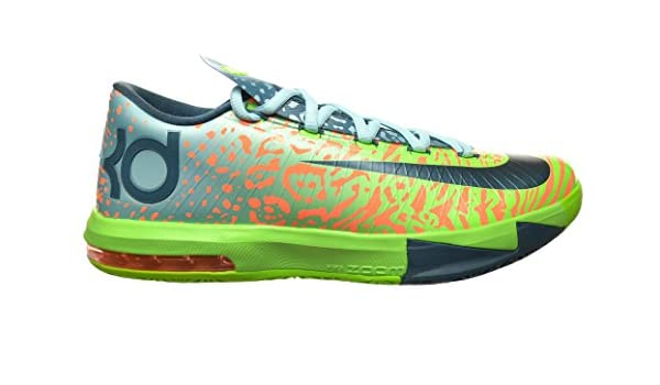 Nike Air Zoom Kevin Durant KD Vi 6 ligre Halle Guantes juanetes ...