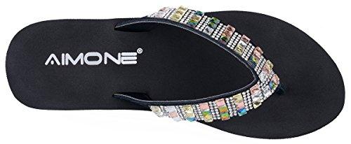 AIMONEHonorine - Scarpe con plateau donna