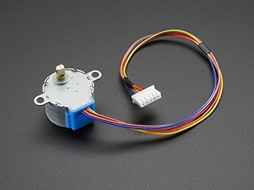Adafruit Small Reduction Stepper Motor - 5VDC 32-Step 1/16 G