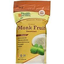 HEALTH GARDEN Monk Fruit Sweetener , 16 Oz