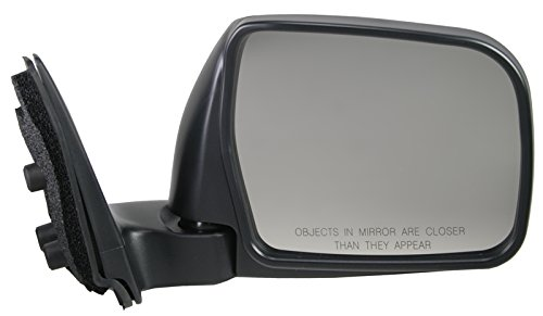 Manual Door Mirror Right Passenger Side for 93-98 Toyota T100 Pickup Truck