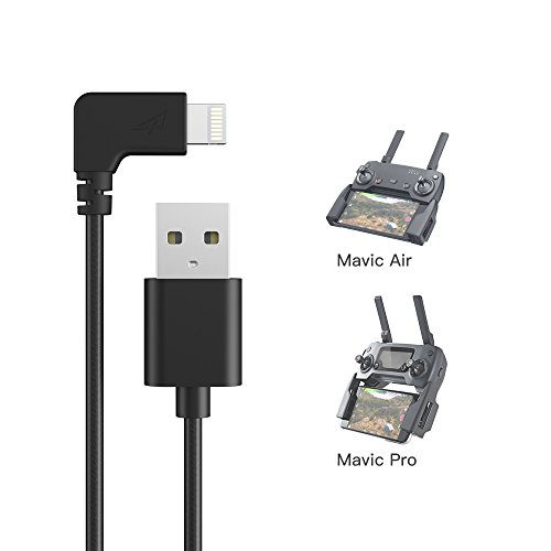 RCstyle Lightning USB Cable for DJI Mavic Air/Mavic Pro,DJI
