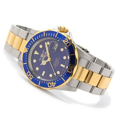 Invicta Men's Stainless Steel Pro Diver Watch -  J132813