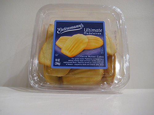Entenmann's Ultimate Madelines, Petite Butter Cookies. 10oz - Butter Pound Cake