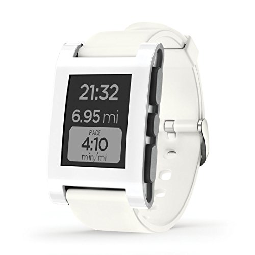 855906004108 - Pebble Smartwatch White carousel main 2
