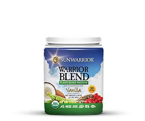 Warrior Blend (Sunwarrior Classic Plus Organic Raw Plant Based Protein)