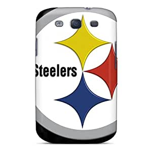 AlissaDubois Samsung Galaxy S3 High Quality Hard Phone Case Support Personal Customs Vivid Pittsburgh Steelers Pictures [PRm2520geRm]