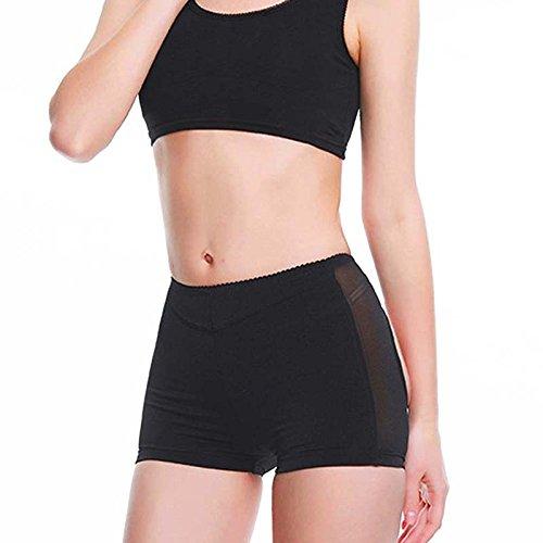 Junlan Hot Womens Butt Lifter Boy Shorts Shapewear Butt Enhancer Control Panties