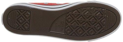 Converse As Dainty Mid - Zapatillas de Deporte de canvas Unisex Rojo - rojo