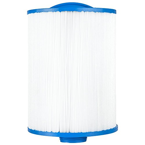 Clear Choice CCP129 Pool Spa Replacement Cartridge Filter for Sunrise Spa Filter Media, 6