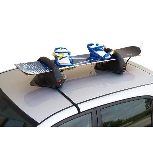 BMW X6/Porte ou Ski Snowboard magn/étique pour Toit de Voiture ne en Verre homologu/é Universel