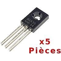 vs-elec - Transistor X5 Pcs BD135, 45V 1A