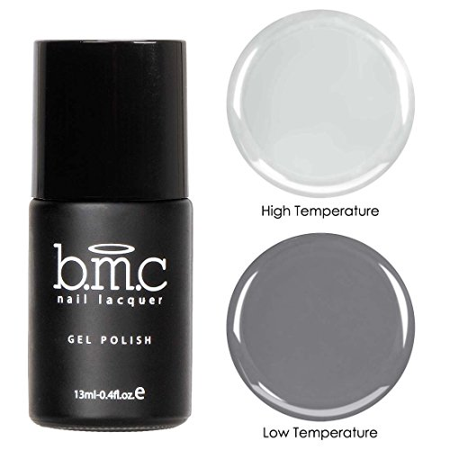 BMC Sultry Soft Creamy Gray 2 in 1 Thermal Color Changing Ge