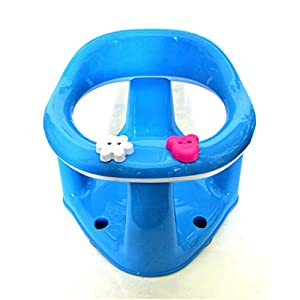 3 in 1 Baby Toddler Child Bath Support Seat Safety Bathing Safe Dinning Play BPA Free (Turquoise)