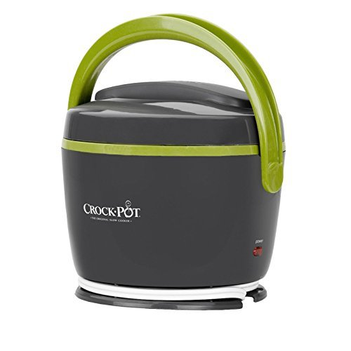New Crock-Pot® SCCPLC200-GY Lunch Crock® Warmer, 20 oz - Grey and (20 Ounce Lunch Crock)