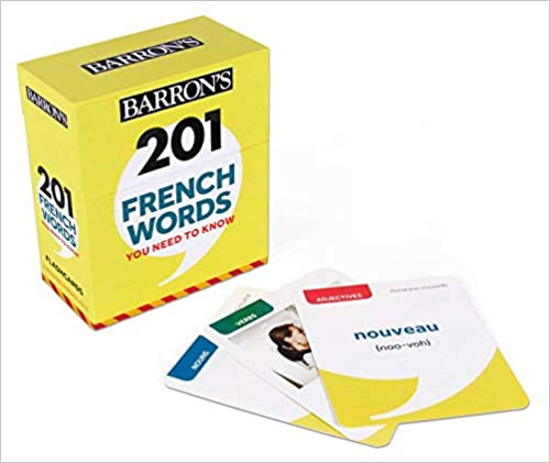201 French Flashcards