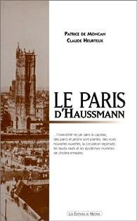 Le Paris d'Haussmann par Patrice de Moncan