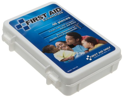 48 Piece Kit (First Aid Only All-purpose First Aid Kit, 48-Piece Kit)