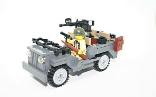 Mua brickmania ww2 jeep trên Amazon chính hãng giá rẻ | Fado vn