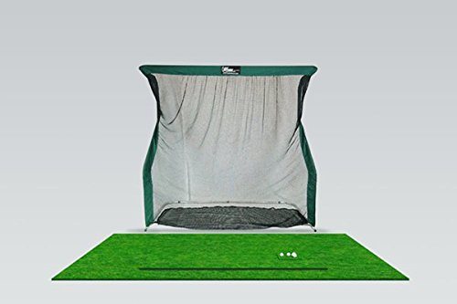 OptiShot 2 Golf in a Box 2 (Includes Optishot2, Pro Series Net Return, and Stance Mat)