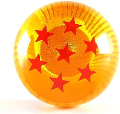Universal 4 Stars Dragon Ball Z Gear Shift Knob 4 5 6 Speed Dragon Ball Z Gear Shift Knob Round