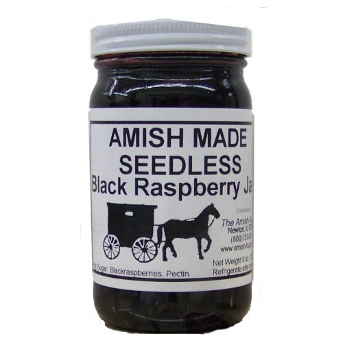 amish made jelly - 9