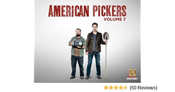 That interfere, American pickers danielle na God! Well