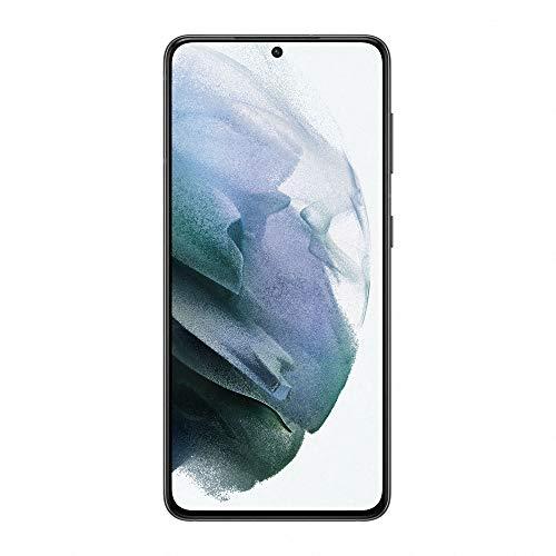 Samsung Smartphone Galaxy S21 5G de 256 GB con Sistema Operativo Android Color Gris