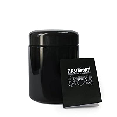 Masterdam Jars StashShield UV Glass Jar