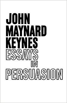Essays on persuasion