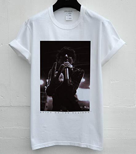 Bring Me The Horizon Smooli Oli Sykes T-shirt,bring Me The Horizon Smooli Oli Sykes Clothing Unisex Short Sleeve Exclusive